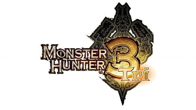 Monster Hunter Tri (2009) Logotipo