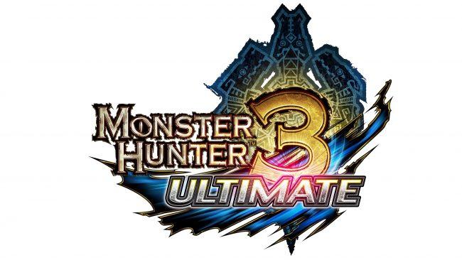 Monster Hunter Tri Ultimate (2011) Logotipo