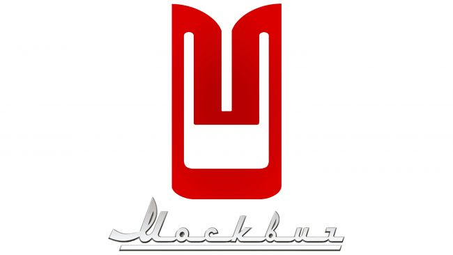 Moskvich Logo (1930-2010)