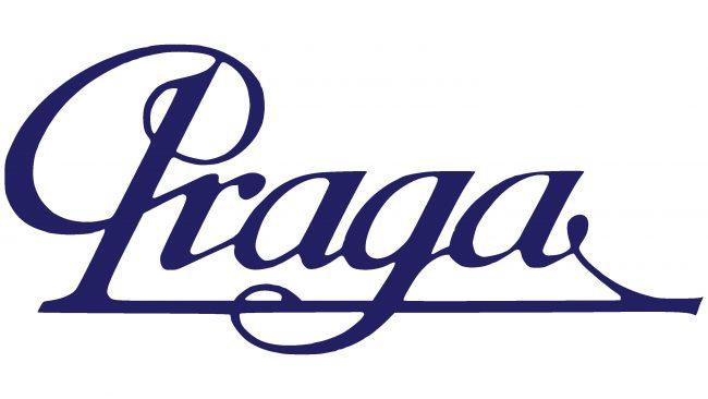 Praga Logo (1907-Presente)