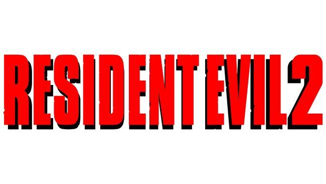 Resident Evil 2 Logotipo 1998