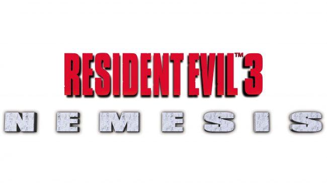 Resident Evil 3 Nemesis Logotipo 1999