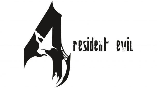 Resident Evil 4 Logotipo 2005