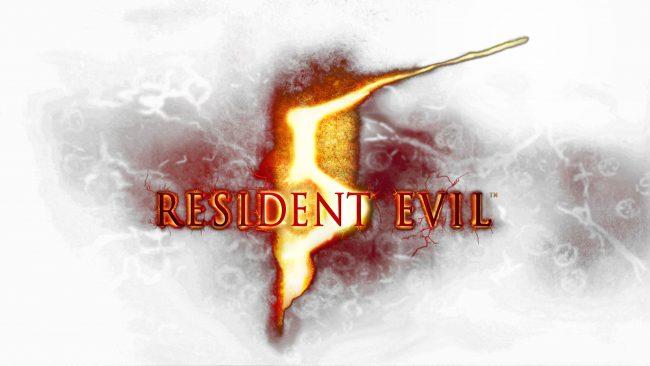 Resident Evil 5 Logotipo 2009
