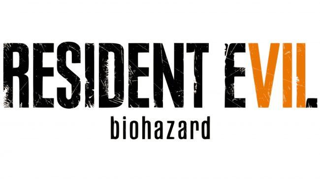 Resident Evil 7 Biohazard Logotipo 2017