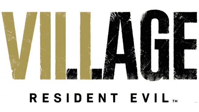Resident Evil 8 Village Logotipo 2021