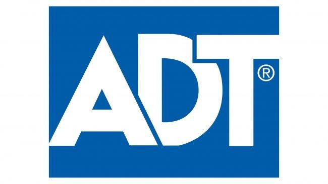 The ADT Corporation Logotipo 1989-presente