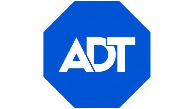 The ADT Corporation Logotipo 2017-presente