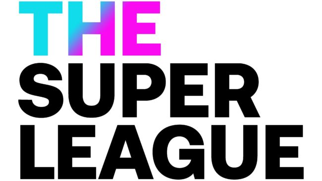 The European Super League Emblema