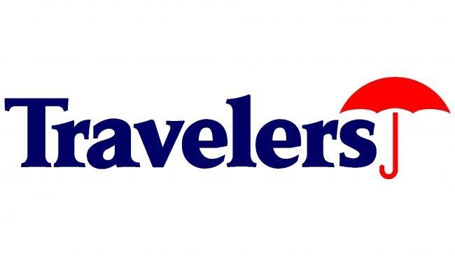 Travelers Logotipo 1993-1998