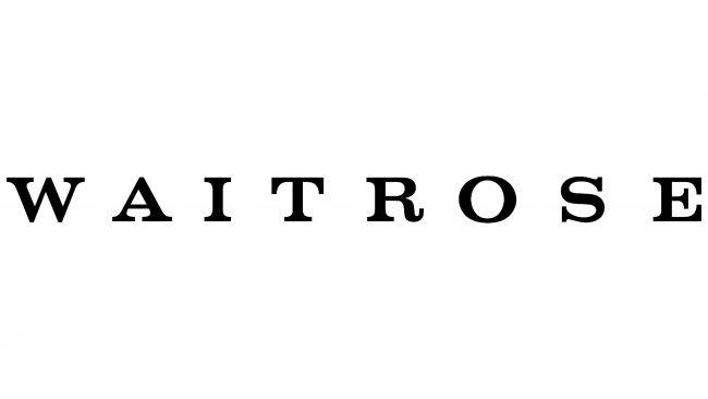 Waitrose Logotipo 1955-1969
