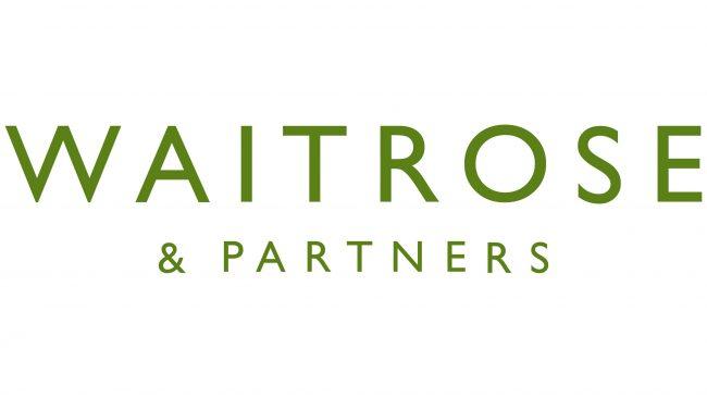 Waitrose & Partners Logotipo 2018-presente
