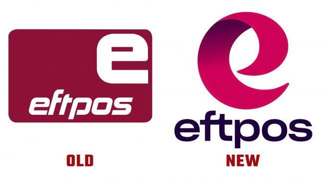 Eftpos Antiguo y Nuevo Logo