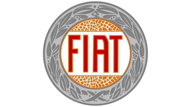 Fiat Logotipo 1921-1925