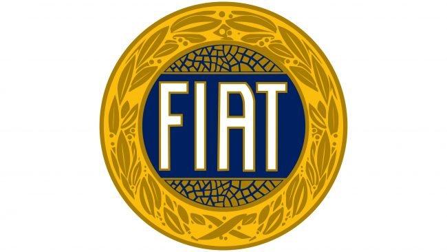Fiat Logotipo 1925-1929