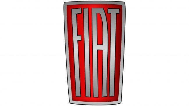 Fiat Logotipo 1949-1959