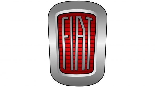 Fiat Logotipo 1959-1968