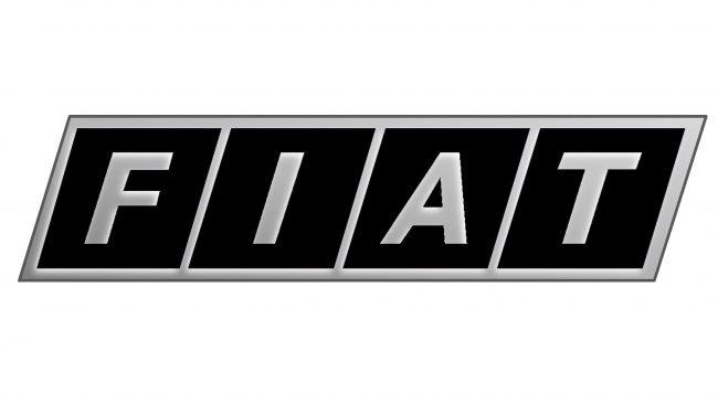 Fiat Logotipo 1968-1972