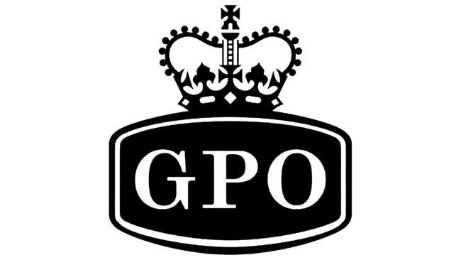 General Post Office Logotipo 1965-1969