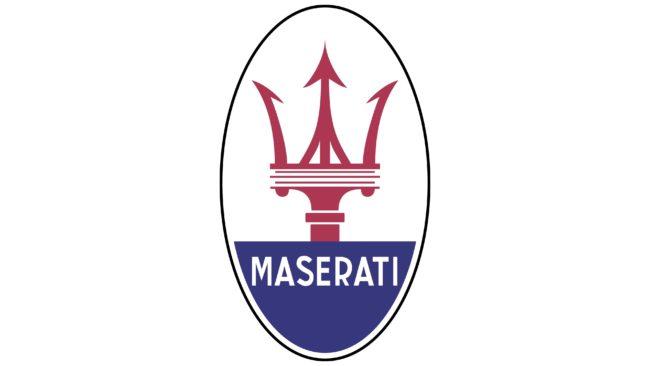 Maserati Logotipo 1997-2006