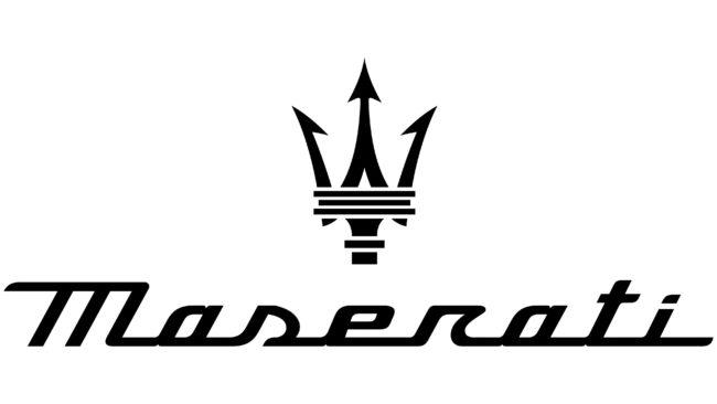 Maserati Logotipo 2020-presente