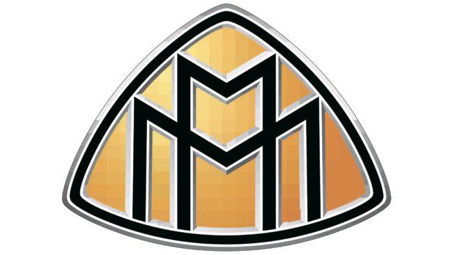 Maybach Logotipo 1997-2013