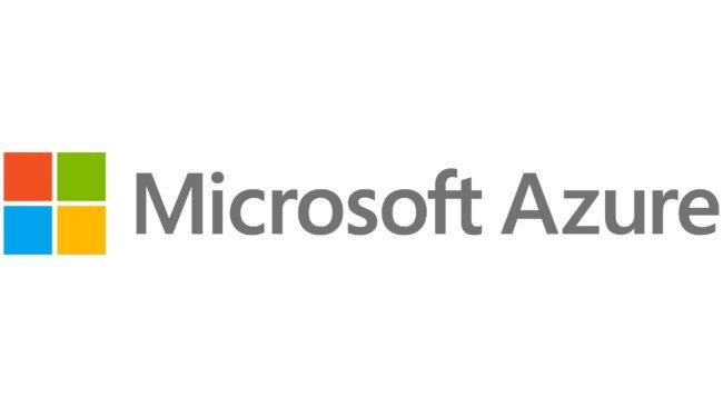 Microsoft Azure Logotipo 2018-presente