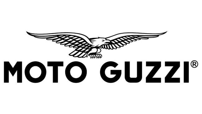 Moto Guzzi Logotipo 1924-1957