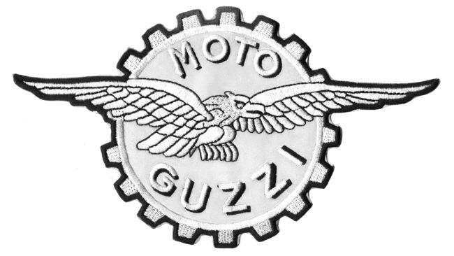 Moto Guzzi Logotipo 1957-1958