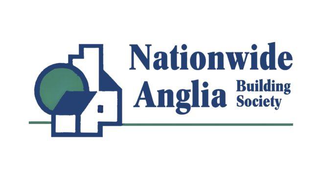 Nationwide Anglia Logotipo1987-1992