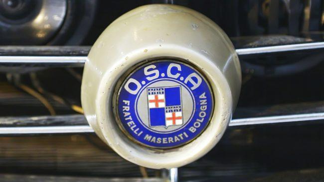 OSCA Logo