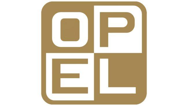 Opel Logotipo 1928