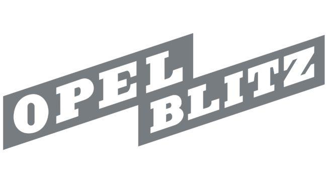 Opel Logotipo 1936-1937