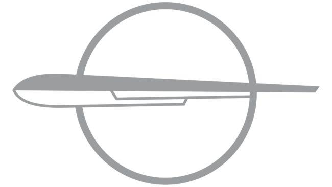 Opel Logotipo 1947-1954