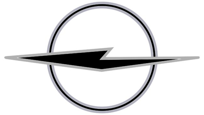 Opel Logotipo 1963-1964