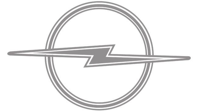 Opel Logotipo 1964-1970