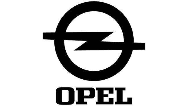 Opel Logotipo 1970-1987