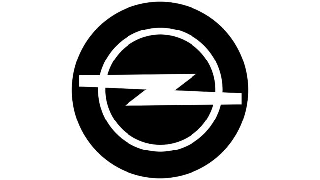 Opel Logotipo 1991-1995