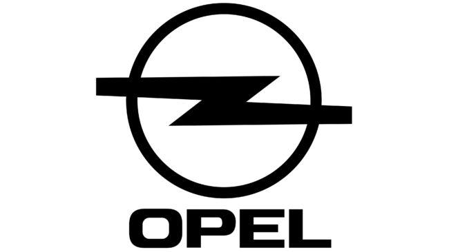 Opel Logotipo 1995-2002