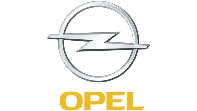 Opel Logotipo 2002-2007