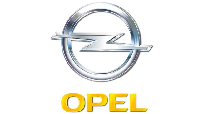 Opel Logotipo 2007-2009