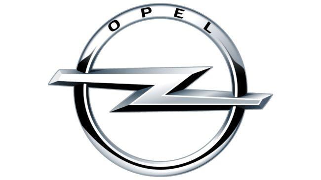 Opel Logotipo 2009-2017