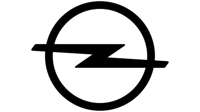 Opel Logotipo 2017-2020
