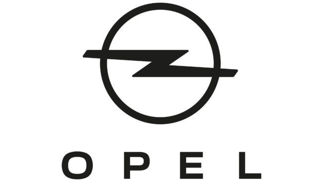 Opel Logotipo 2020-presente