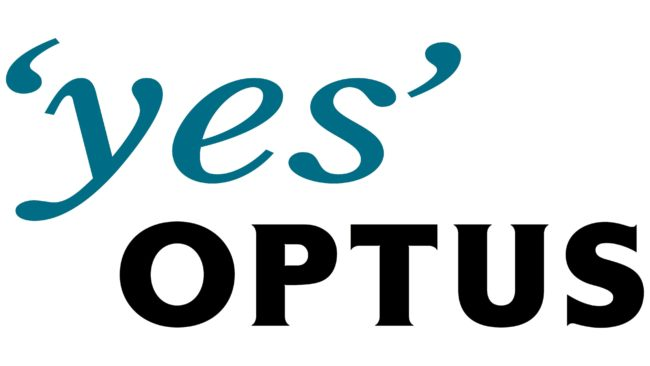 Optus Logotipo 1999-2013