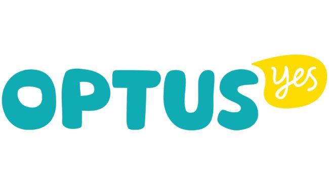 Optus Logotipo 2013-2016