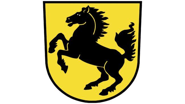 Porsche Logotipo 1938-1948