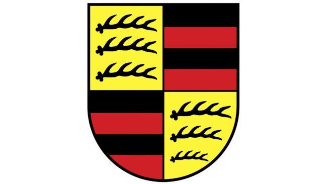 Porsche Logotipo 1948-1952