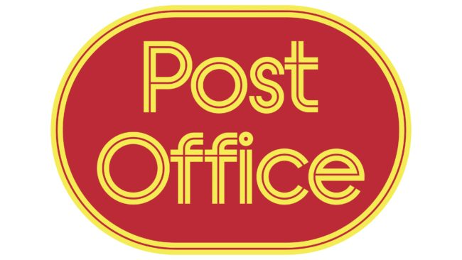Post Office Logotipo 1975-1993