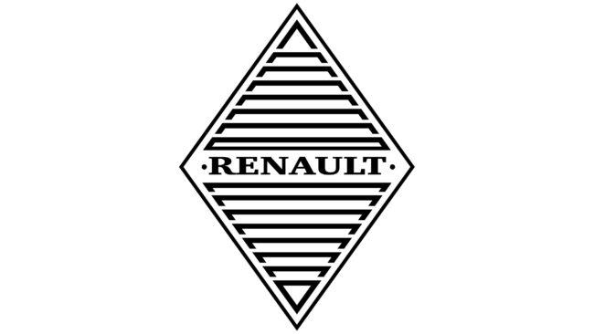 Renault Logotipo 1925-1930